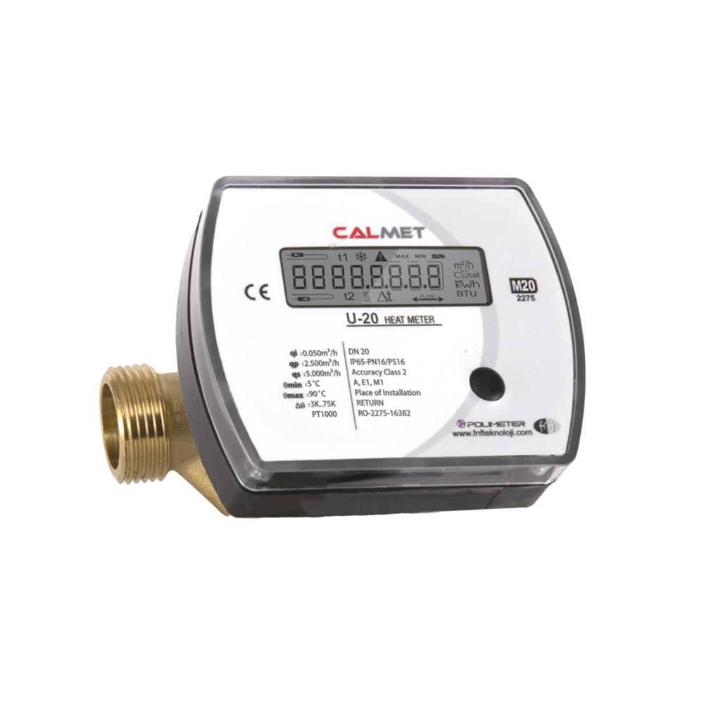 Calmet Ultrasonik Kalorimetre